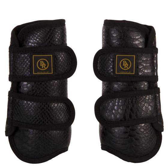 BR Tendon riding boot straps Pro Max Croco