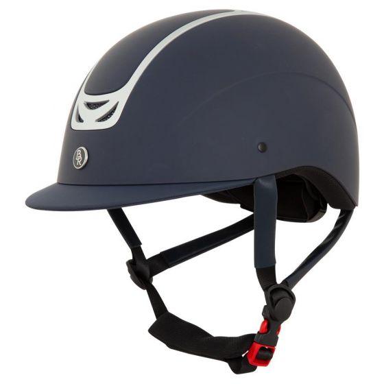 BR Riding helmet Volta painted.
