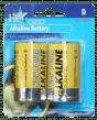 Hofman Battery D Size Alkaline 1.5 V.