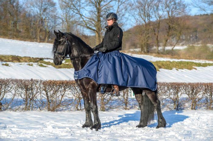 Bucas Irish Leg Warmer riding rug | buy