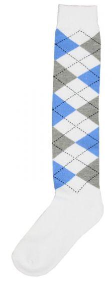 Hofman Knee Socks RE 39/42 White