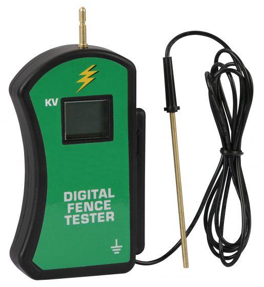Hofman fencing tester digital voltmeter