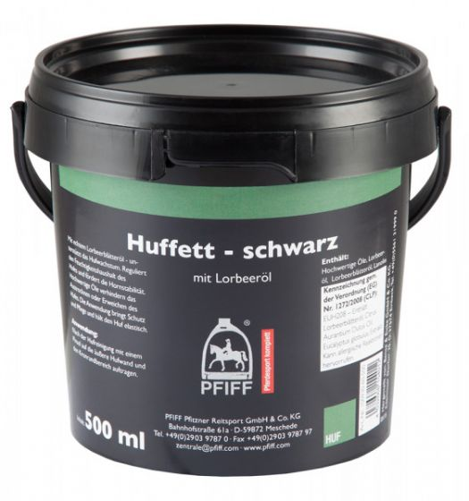 PFIFF Hoof grease with bay leaf oil