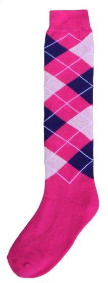 Hofman Knee Socks RE 43/46 Pink