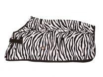 MHS Fleece Rug Zebra