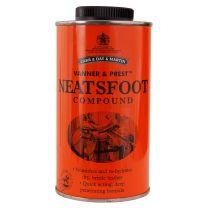 Leather oil CDM V & P Neatsfood compound 500 ml