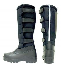 BLIZZARD Snow / Thermo riding boot with Velcro Black 45