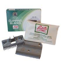 Cutting blade Lister 258-11850fine 1.4mm metal cam