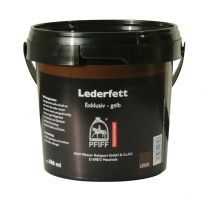 PFIFF Leather grease