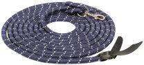 Harry's Horse Leadhead-head-rope 6.8m snap hook navy