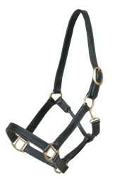 PFIFF Leather halter