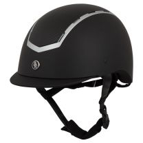 BR Riding helmet Sigma painted with Carbon top VG1