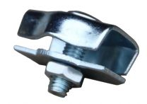 Hofman Cord connector thickness 6 mm galvanized