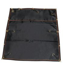 BR stable cloth Black