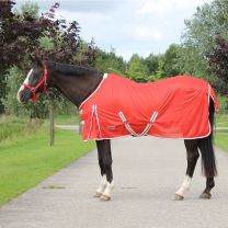 QHP Fly Rug Color Sky