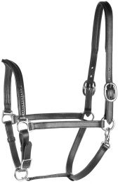 Harry's Horse Head collar leather crystal V