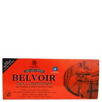 Leather soap CDM Belvoir Tack Conditioner rod 250g