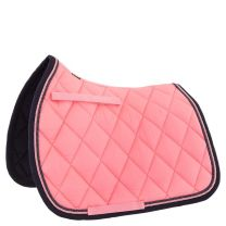 BR Saddle cover Event Versatility Strawberry Pink Full