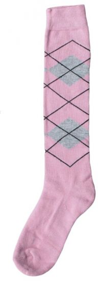 Hofman Knee Socks RE 39/42 Pink/Silver