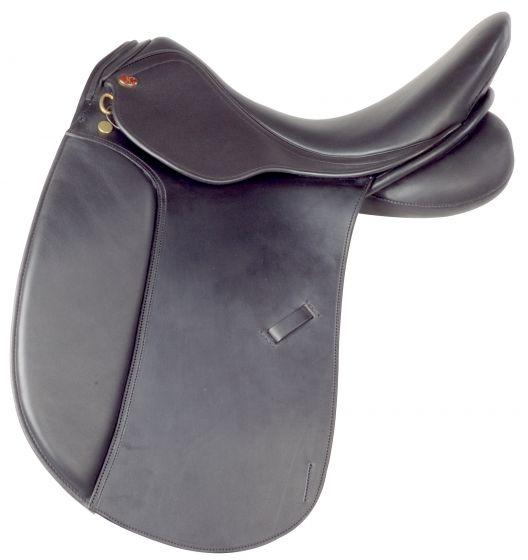 JC dressage saddle CELEBRATION supple leather
