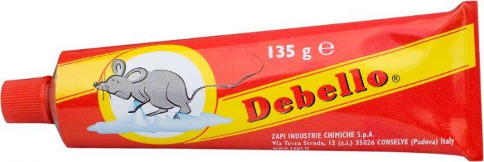 Hofman Zapi Debello Rats & Mice glue tube 135 g