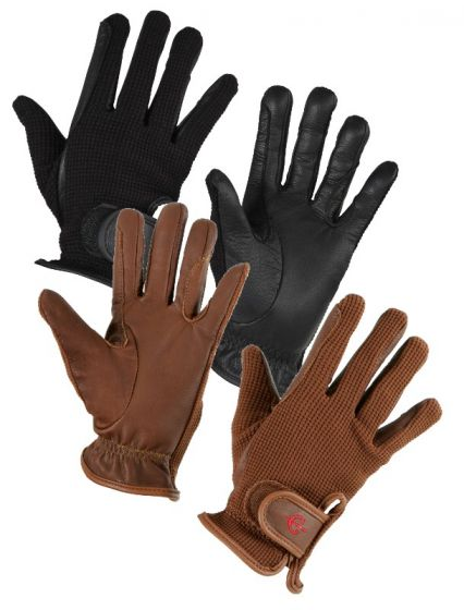 Hofman Riding Gloves Zico Black S