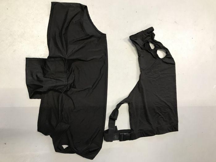 Lycra Body Set black S
