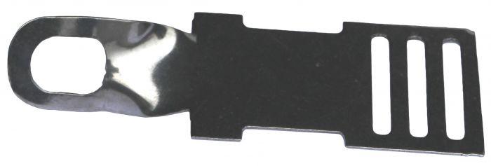 Hofman Ribbon start / endplate stainless steel Unique