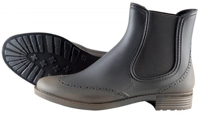 PFIFF Jodhpur boots 'Hallmark', two-tone