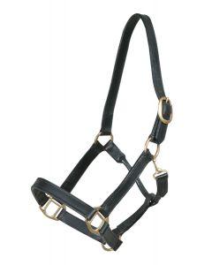 PFIFF Leather halter