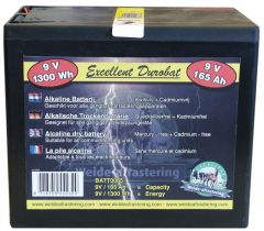Hofman Battery Durobat 9V / 165Ah