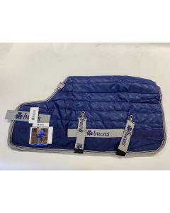 Bucas Select Quilt 300 Sample Blue 95cm