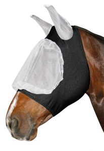 Harry's Horse Full mesh fly mask with lycra