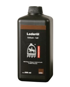 PFIFF Leather oil