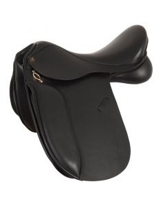 BR Dressage sheepskin sheepskin saddle pad bridoon pony Torellini