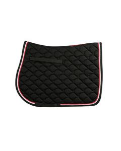 PFIFF VS all purpose sheepskin saddle pad cloth with double cord piping Full