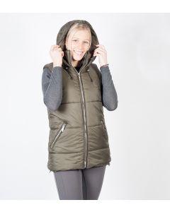 PFIFF quilted waistcoat 'Terna'