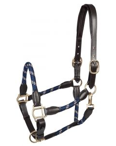 PFIFF leather halter 'Lina'