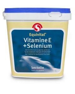 Sectolin Equivital Vitamin E + Selenium 3 kg