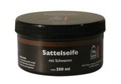 PFIFF Saddle soap with sponge 250