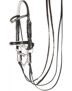Harry's Horse Weymouth bridle Chique
