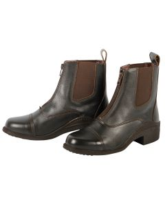 Harry's Horse Jodhpur riding boot straps leather Zipper