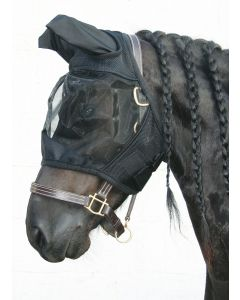 Harry's Horse Fly mask Flyshield