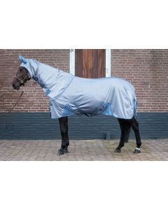Harry's Horse Flysheet mesh Reflective with loose neck