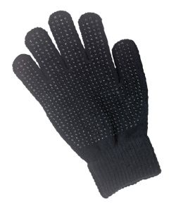 Hofman Riding Glove Magic Grippy Black Adults