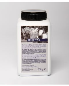 Harry's Horse Hoof tar with brush (500 ml.)