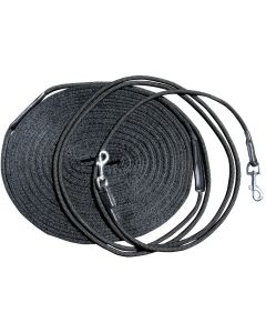 Harry's Horse Double surcingle draw reins black aantal