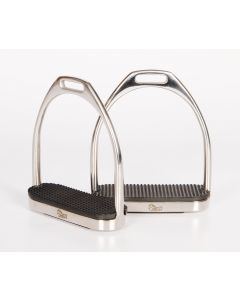 Harry's Horse Fillis stirrups stainless steel