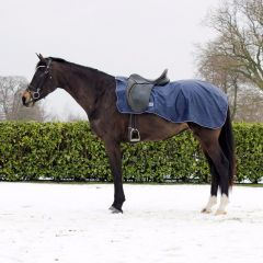 QHP Kidney rug 420D with fleece lining