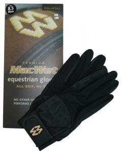 Hofman Riding Gloves Micro Mesh 9 Black